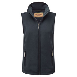 Schoffel Country Knightsbridge Fleece Gilet in Navy