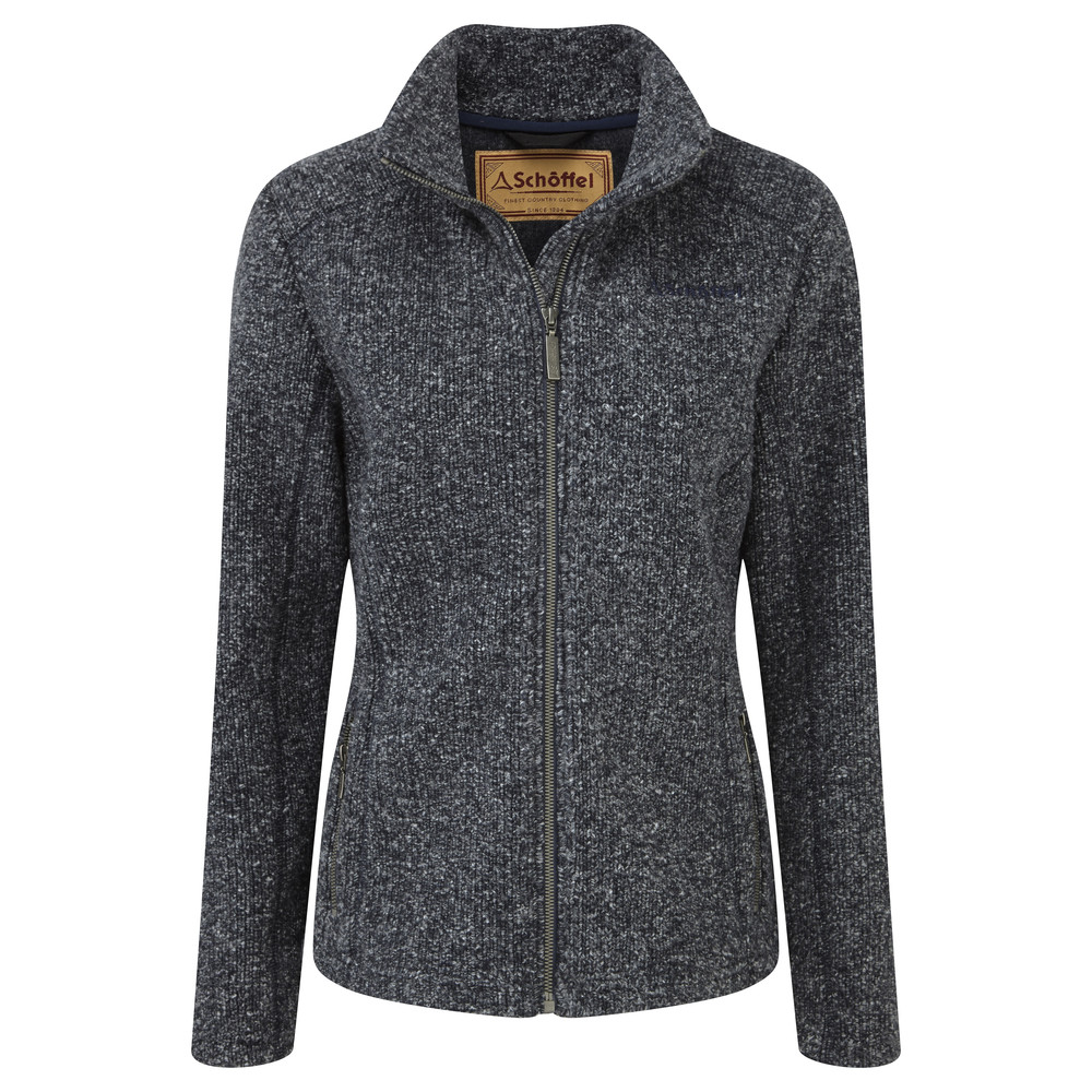 Rosedale Fleece Deep Blue