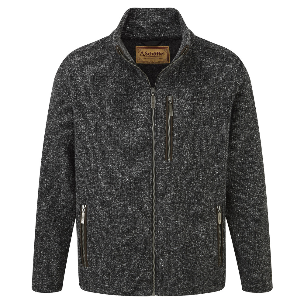 Roxburgh Fleece Black