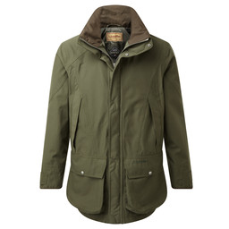 Schoffel Country Ptarmigan Extreme II Coat  in Dark Olive