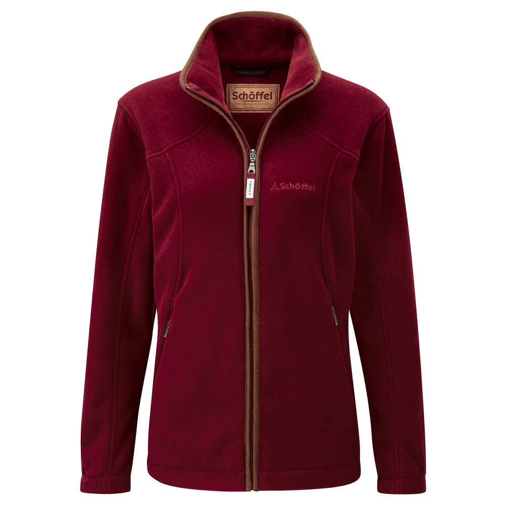 Burley Fleece Ruby
