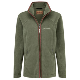 Schoffel Country Burley Fleece in Fern