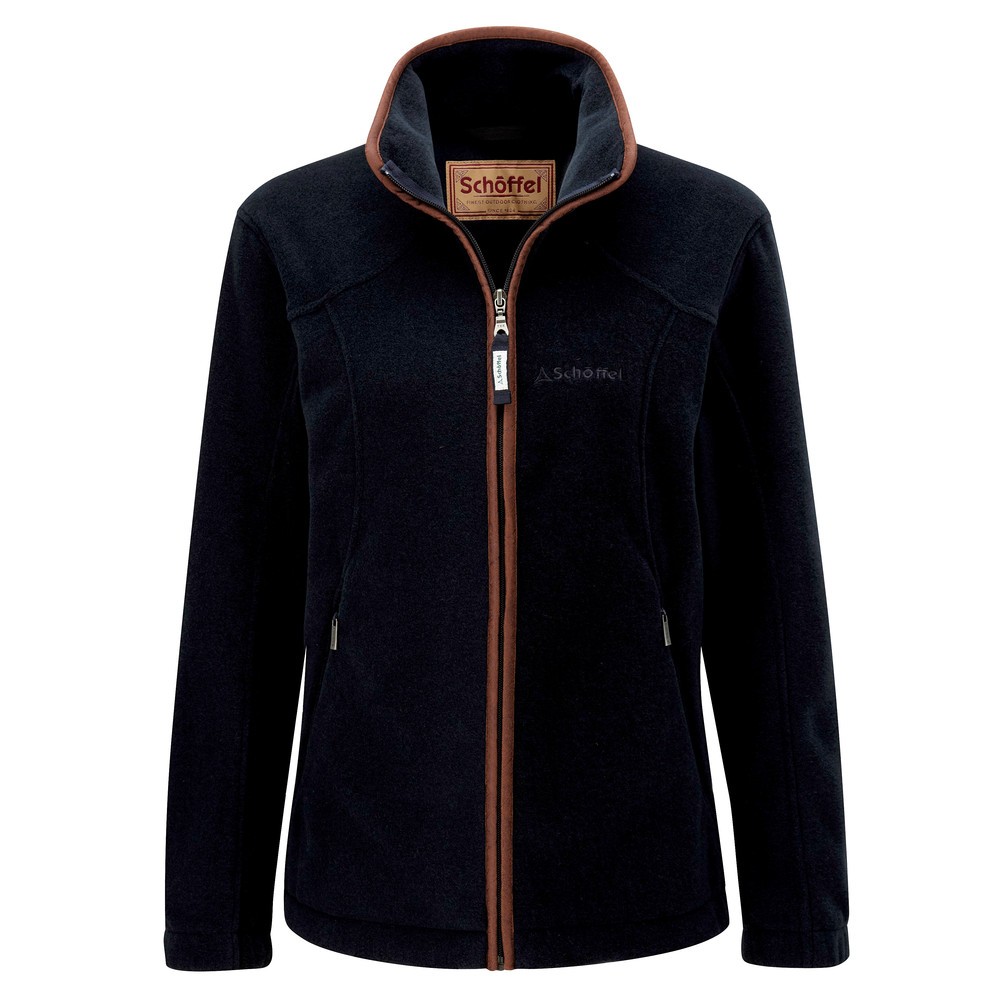 Burley Fleece Navy