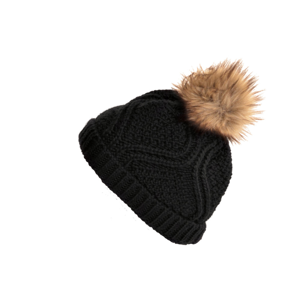 Tenies 1 Hat Black