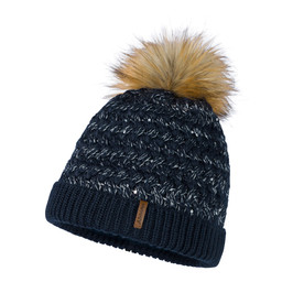 Schoffel Country Amiens Hat in Navy Blue