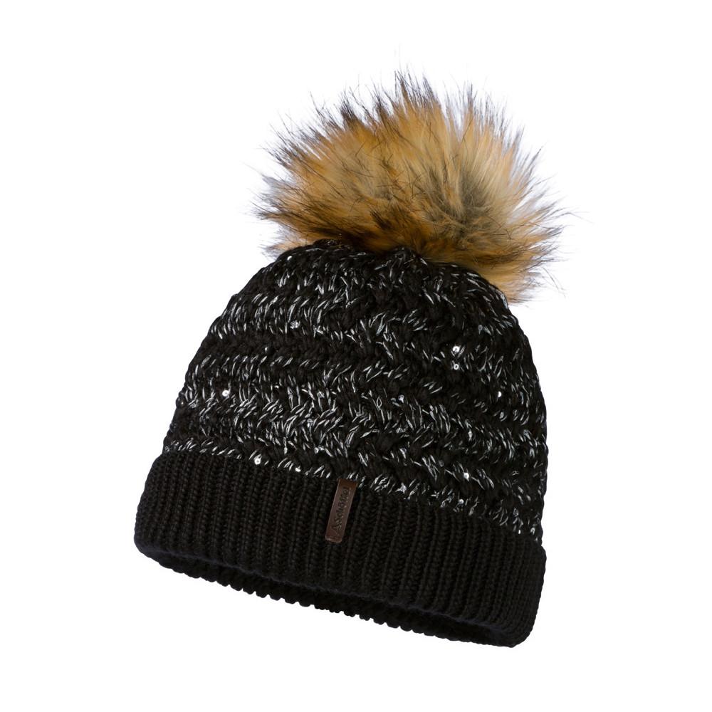 Amiens Hat Black