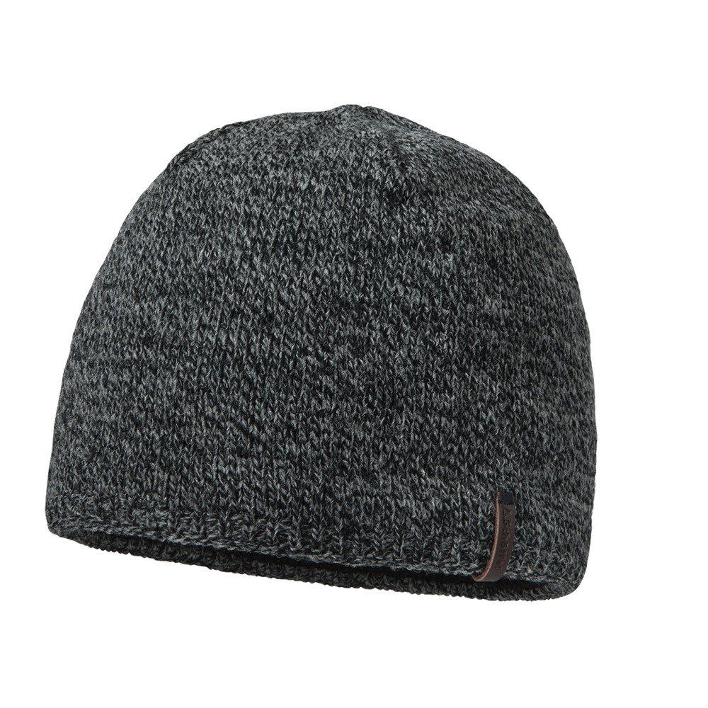 Manchester Knitted Hat Black