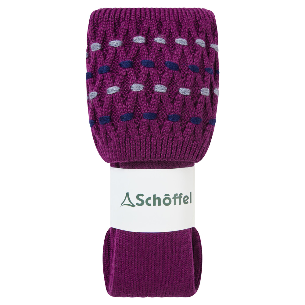 Stitch Sock II Dahlia