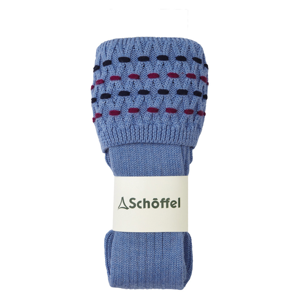 Stitch Sock II Bluebell