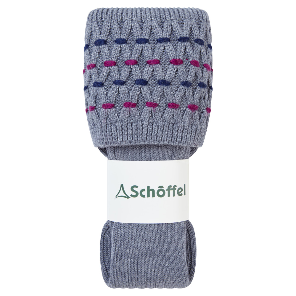Stitch Sock II Grey