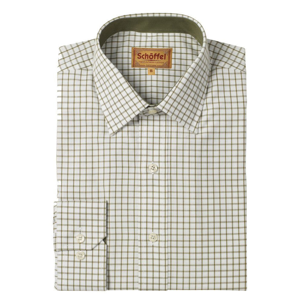Cambridge Shirt Olive