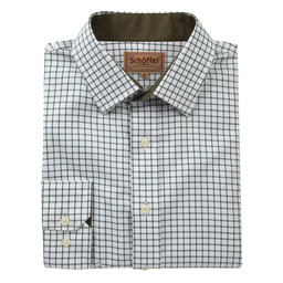 Cambridge Classic Shirt Dark Olive
