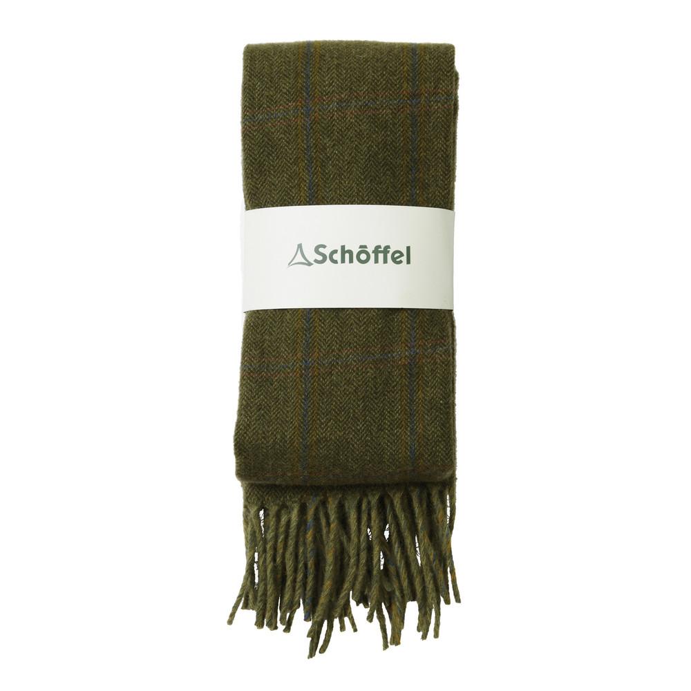 House Tweed Scarf Sandringham Tweed