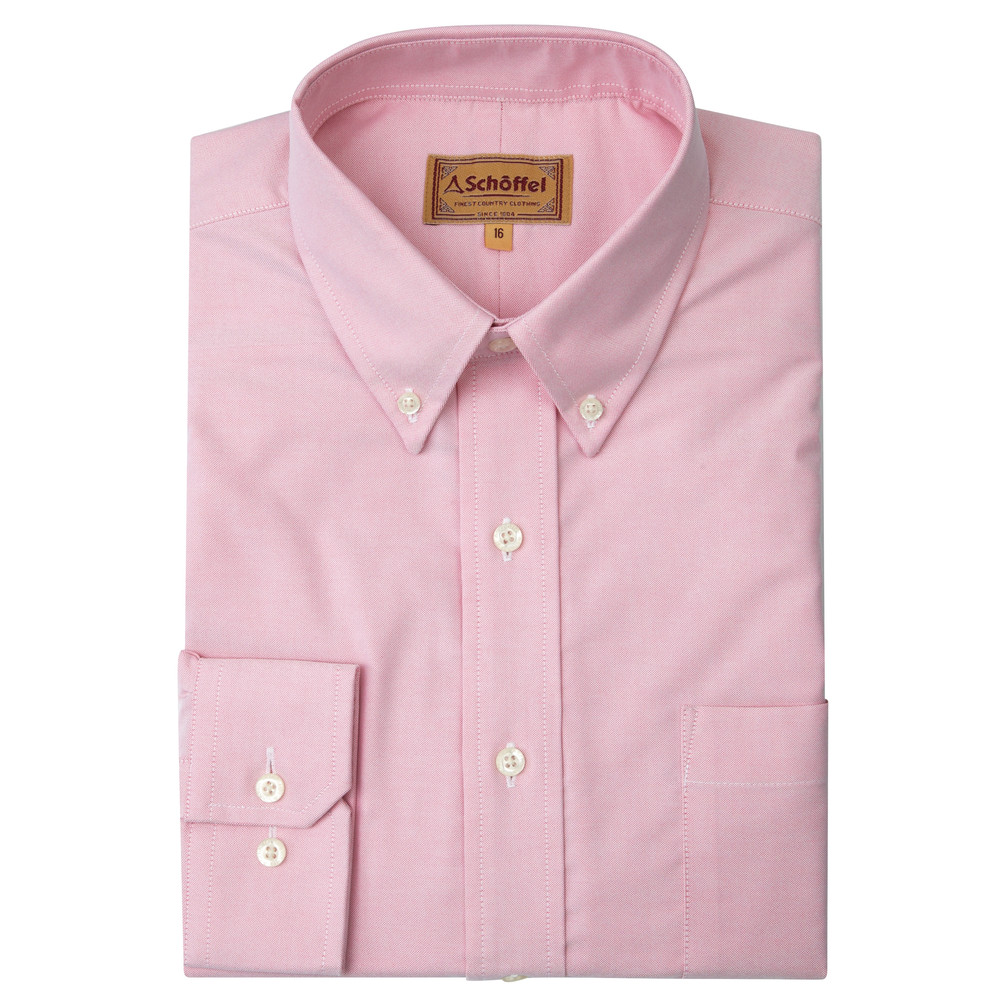 Oxford Shirt Pink
