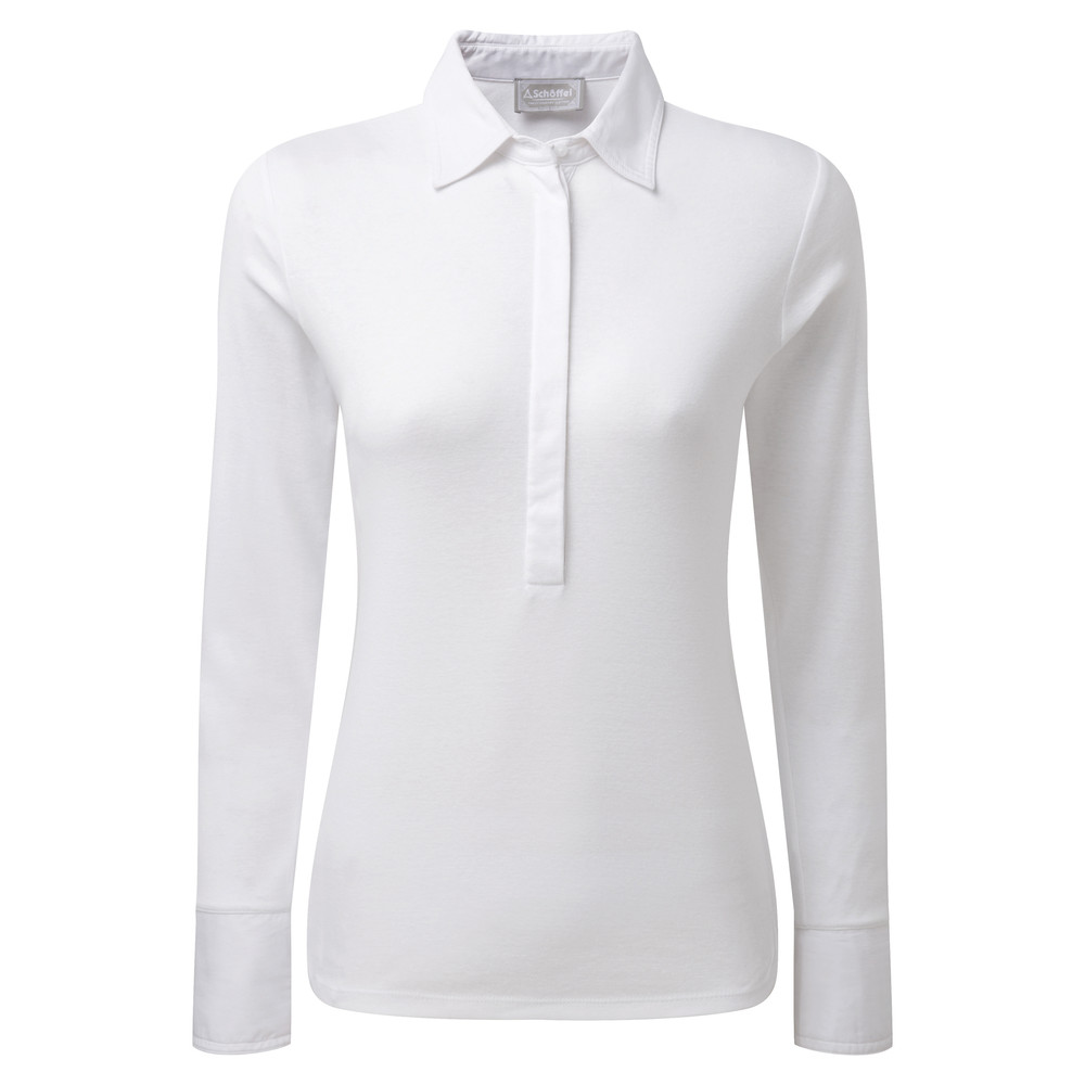 Salcombe Shirt White