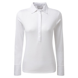 Schoffel Country Salcombe Shirt in White