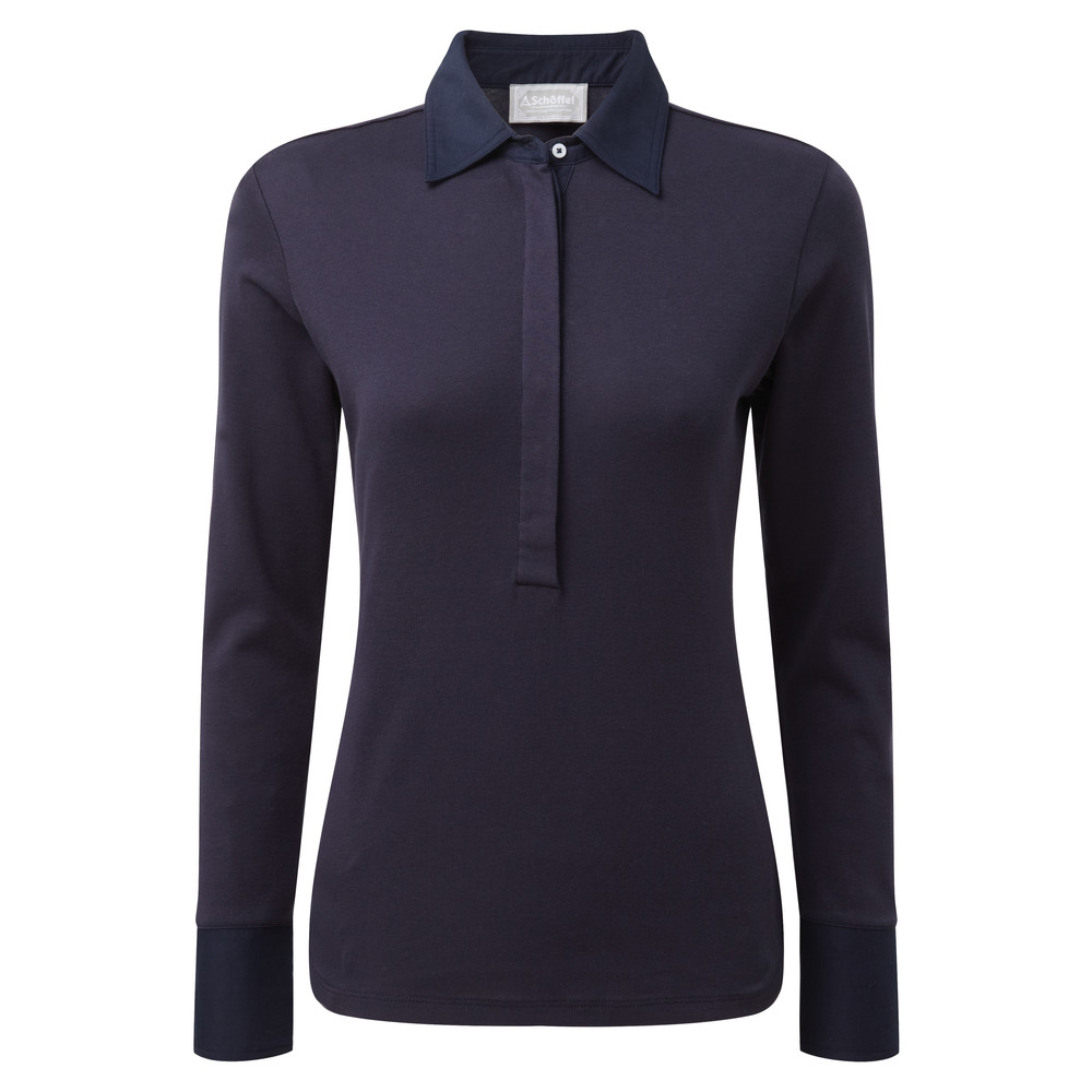 Salcombe Shirt Navy