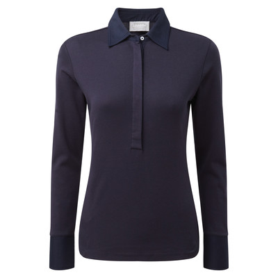 Schoffel Country Salcombe Shirt in Navy