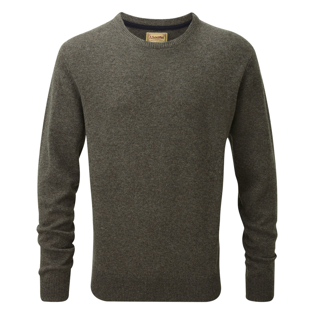 Lambswool Crew Neck Mole