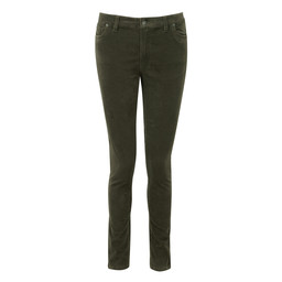 Schoffel Country Cheltenham Cord Jean in Forest