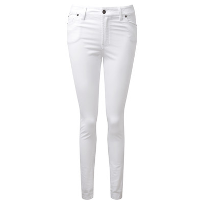 Schoffel Country Cheltenham Jean in White