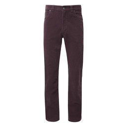 Schoffel Country Canterbury Cord Jean in Mulberry