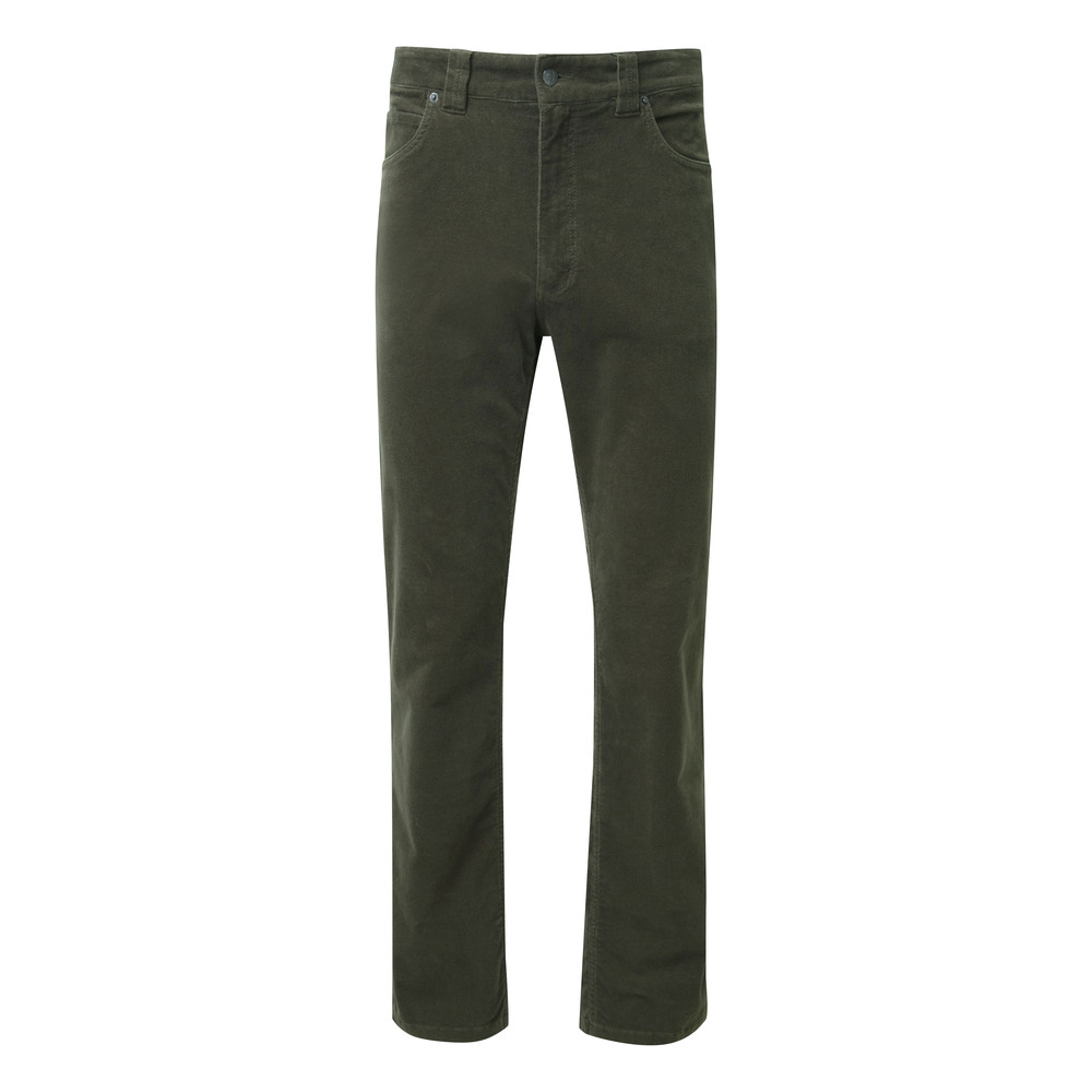 Canterbury Cord Jean Forest