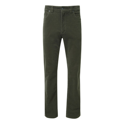 Schoffel Country Canterbury Cord Jean in Forest