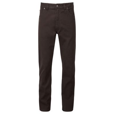 Schoffel Country Canterbury 5 Pocket Jean in Espresso