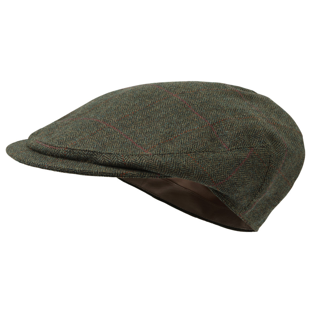 Tweed Cap Windsor Tweed