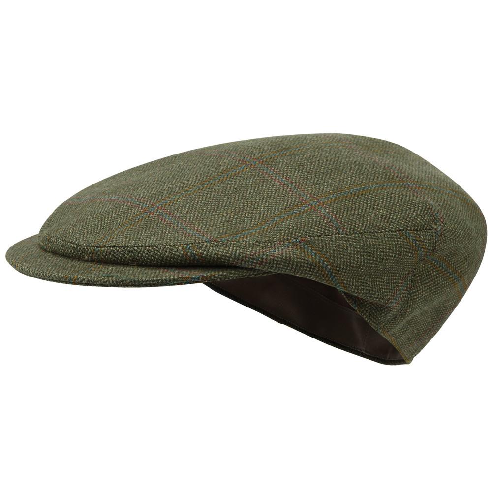 Tweed Cap Sandringham Tweed