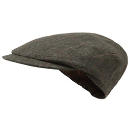 Ladies Tweed Cap