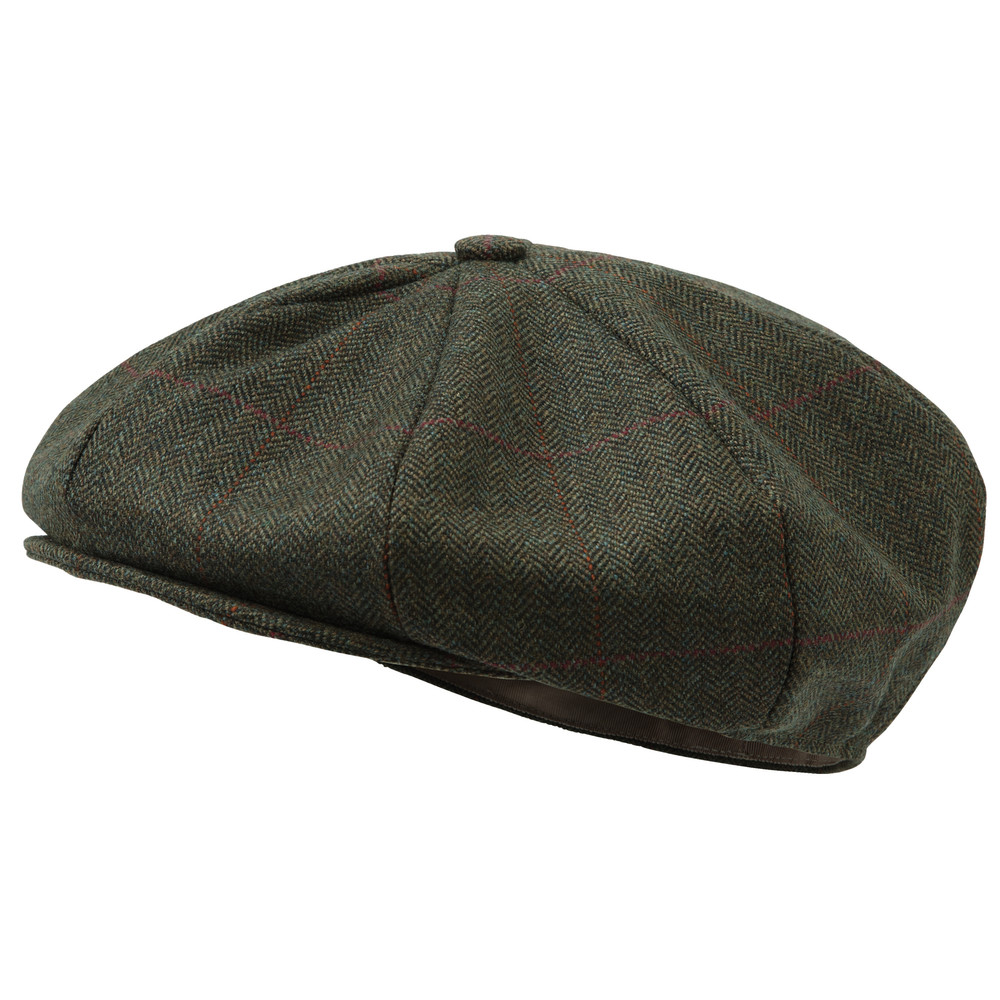 V8 Tweed Cap Windsor Tweed