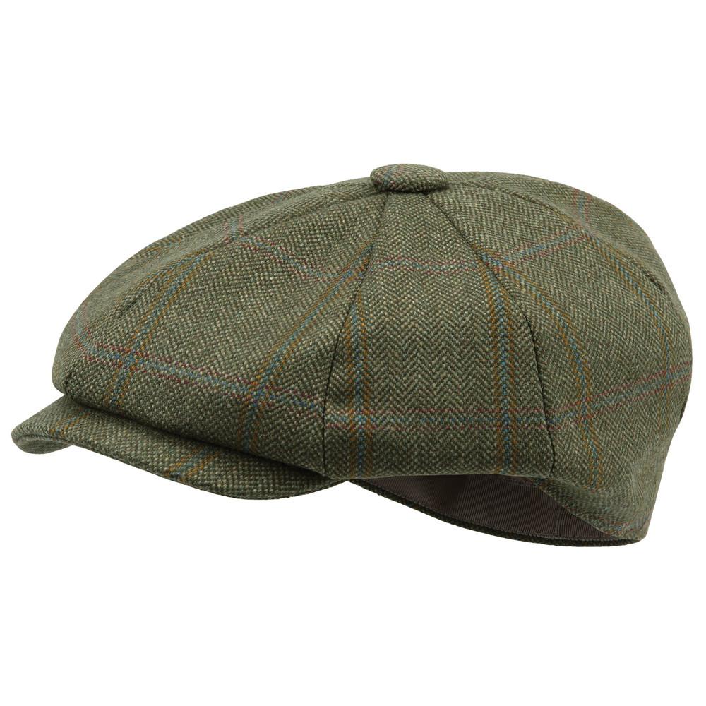 Newsboy Cap Sandringham Tweed