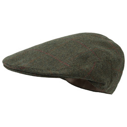 Schoffel Country Tweed Classic Cap in Windsor Tweed