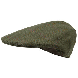 Schoffel Country Tweed Classic Cap in Sandringham Tweed