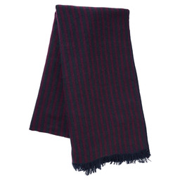 Schoffel Country Moor Scarf in Raspberry