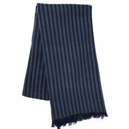 Schoffel Country Moor Scarf in Navy