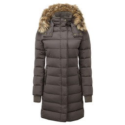 Schoffel Country Mayfair Down Coat in Juniper