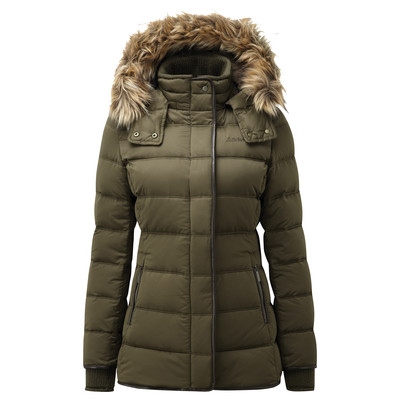 Schoffel Country Kensington Down Jacket in Olive