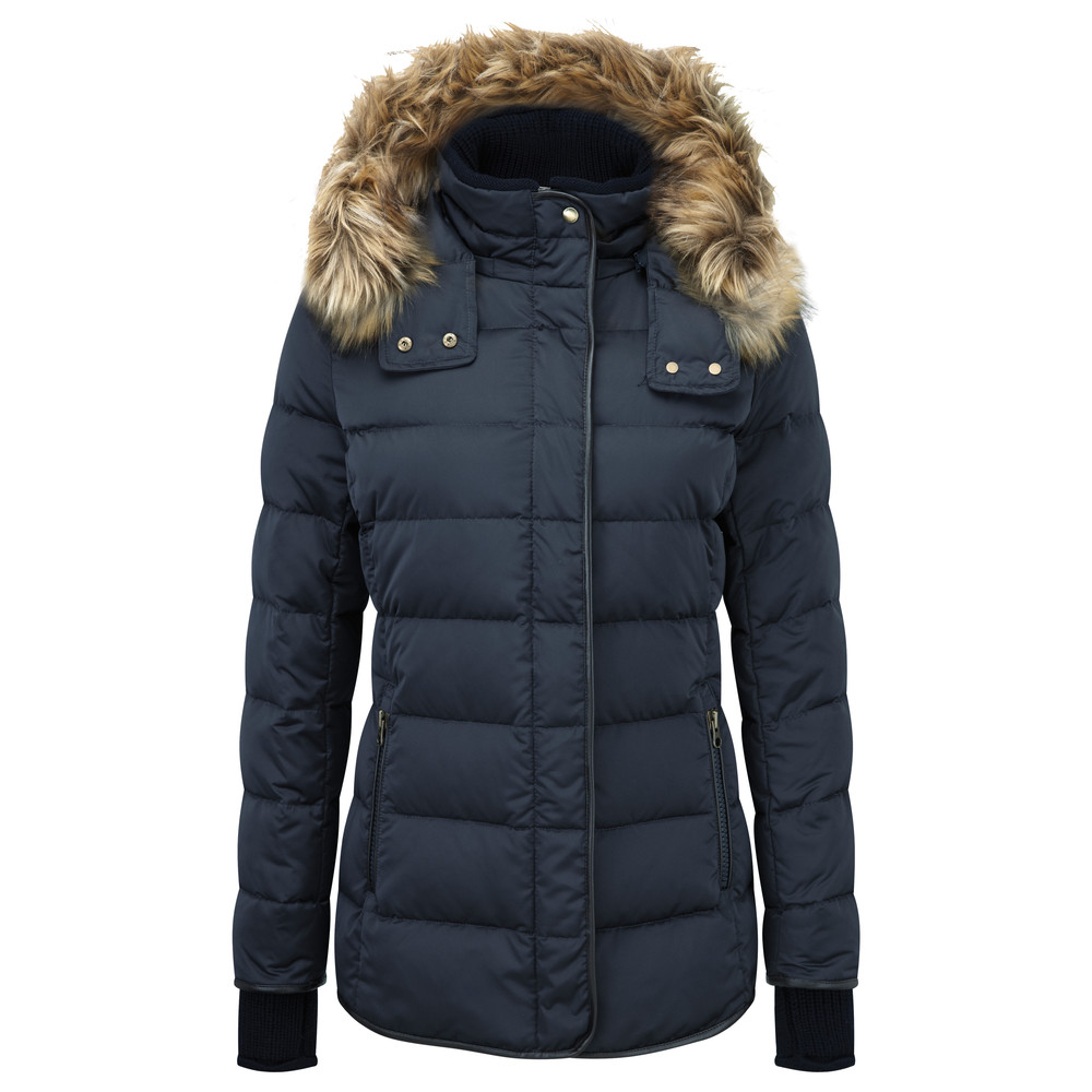 Kensington Down Jacket Navy Blue