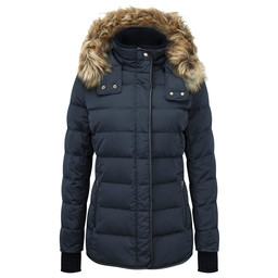 Schoffel Country Kensington Down Jacket in Navy Blue