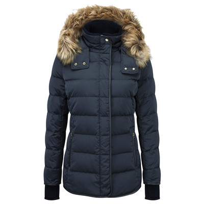 Kensington Down Jacket Navy Blue