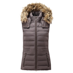 Schoffel Country Chelsea Down Gilet in Juniper