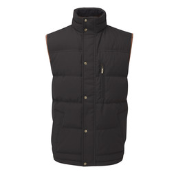 Schoffel Country Richmond Down Gilet in Charcoal