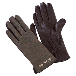 Ladies Tweed Glove