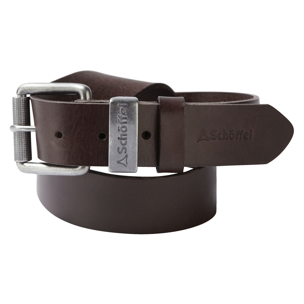 MEN/'S LEATHER BELT Brown//Black 30/'/' to 64/'/' waist sizes 100/% GENUINE