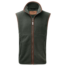 Schoffel Country Oakham Fleece Gilet in Lincoln Green