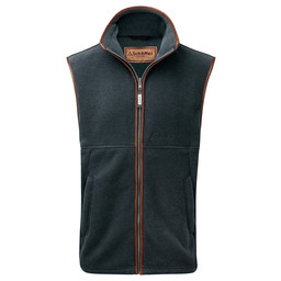 Schoffel Country Oakham Fleece Gilet in Kingfisher