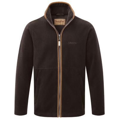 Cottesmore Fleece Jacket Espresso